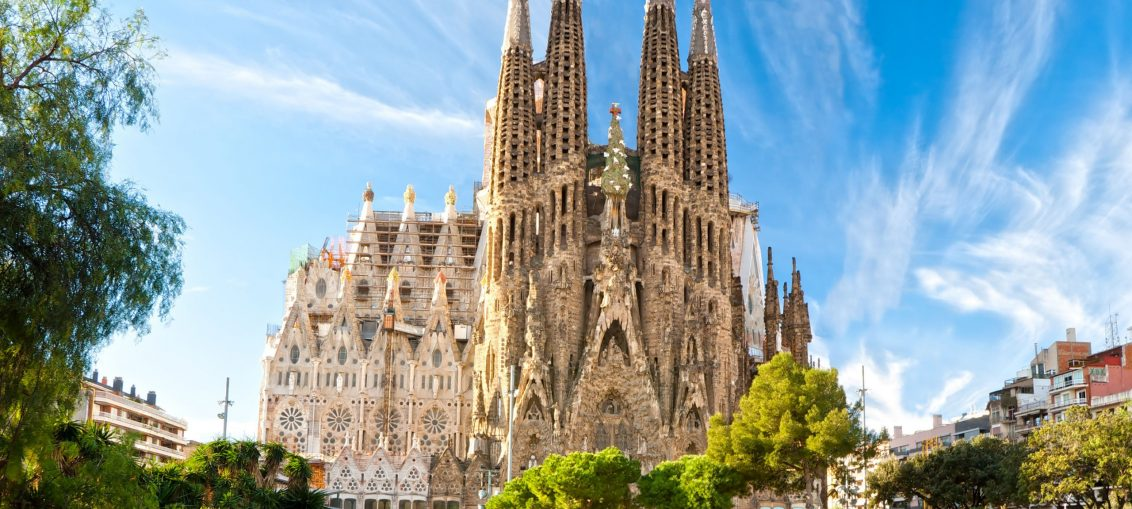 Barcelona Sagrada-Familia