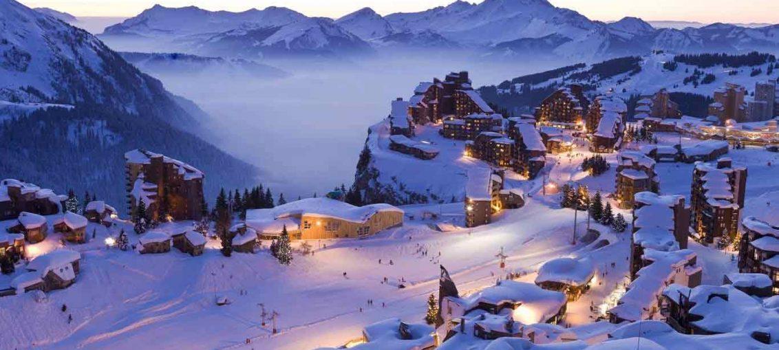destinations ski france
