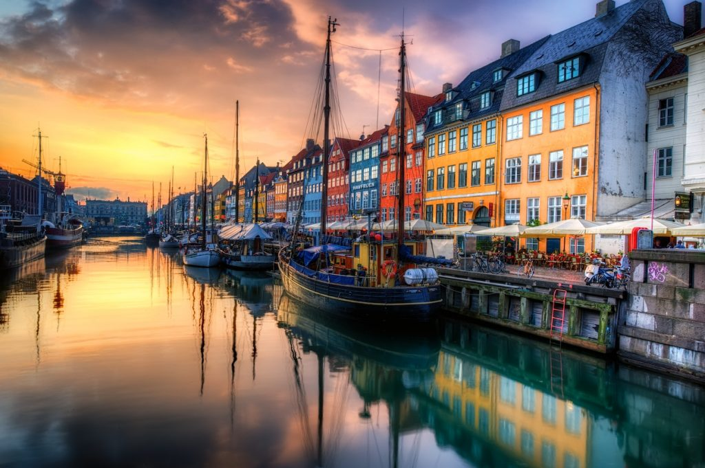 port-copenhague-nyhavn