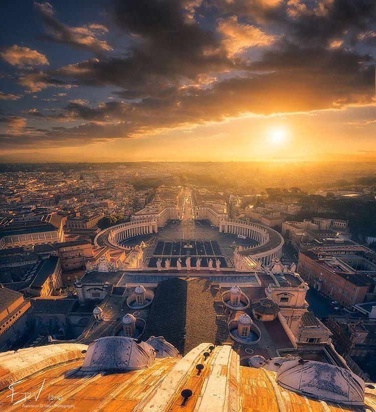 Le Vatican, Rome