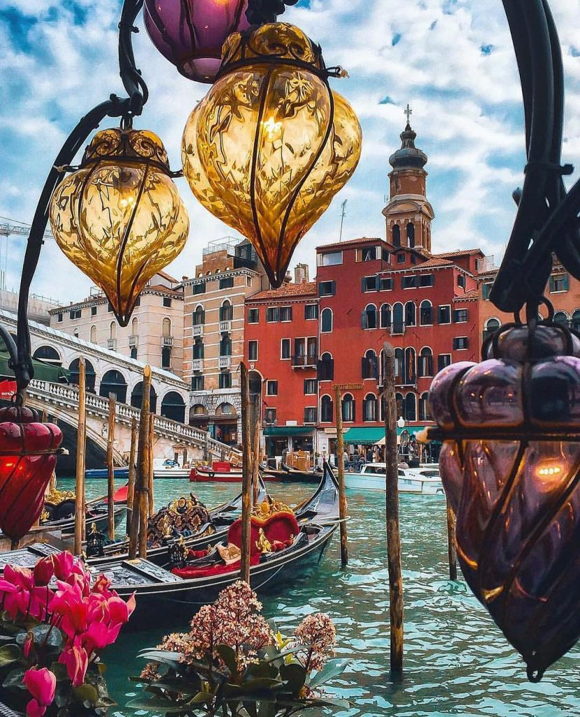 top 10 hotels luxe venise italie