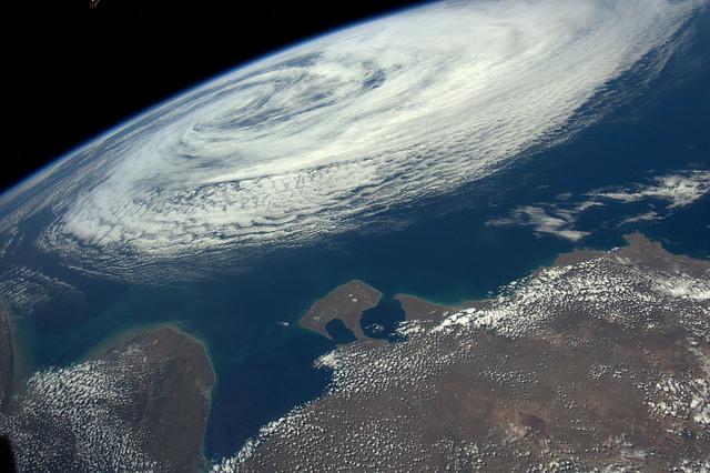ouragan argentine