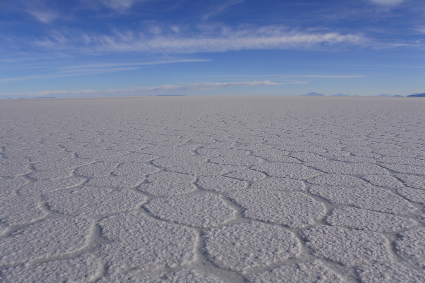salar de uyuni - desert de sel