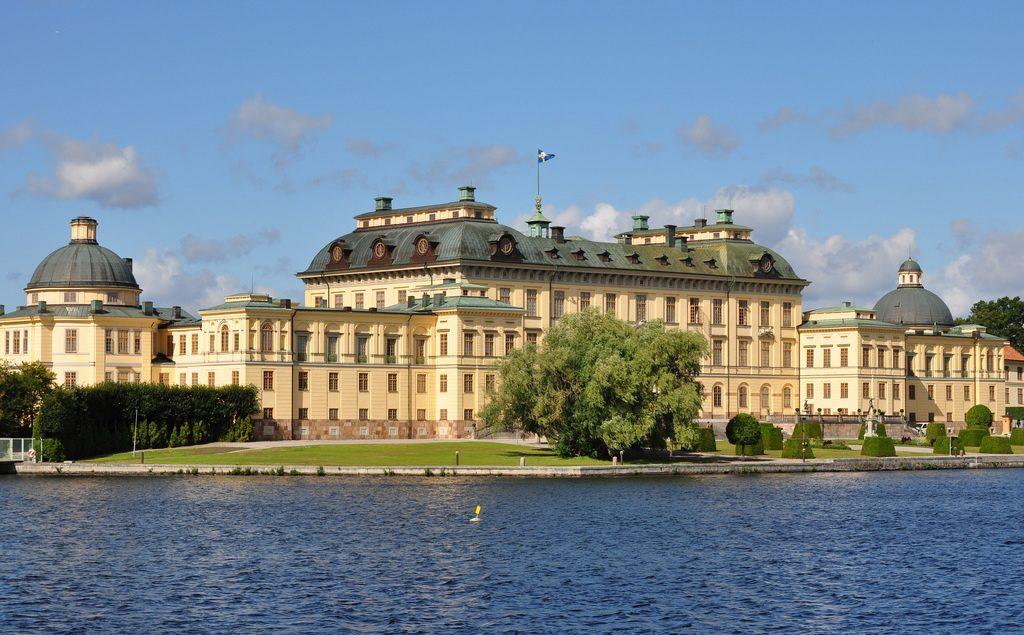 Château royal de Drottningholm