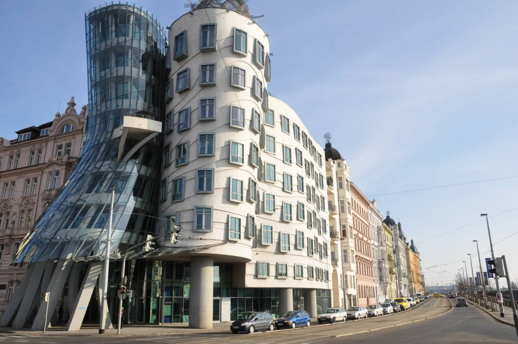 La Maison qui Danse a Prague