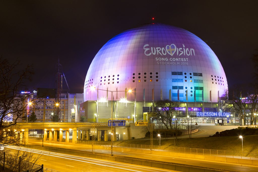 panorama Ericsson Globe