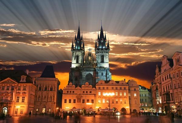 sejour a prague - voyage en republique tcheque