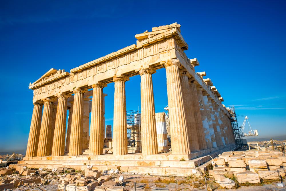 L'Acropole - Grèce, Athènes