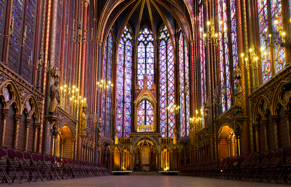 La Sainte-Chapelle de Paris