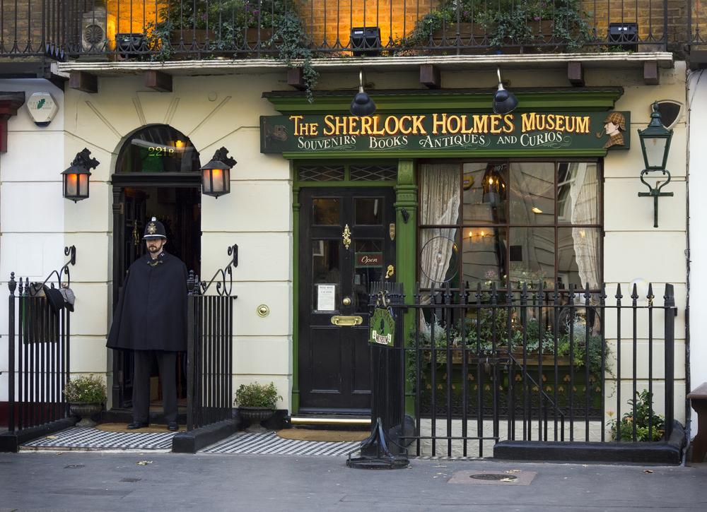 rencontrer Sherlock à Baker Street