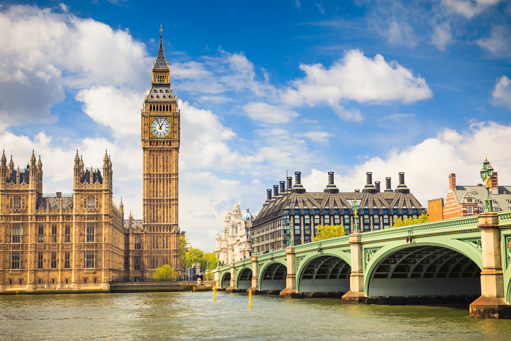 Big Ben: symbole du Royaume-Uni