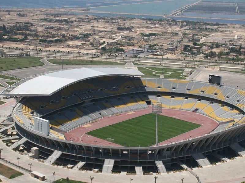 Borg Al Arab Stadium