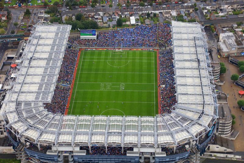 Croke Park Stadium Dublin