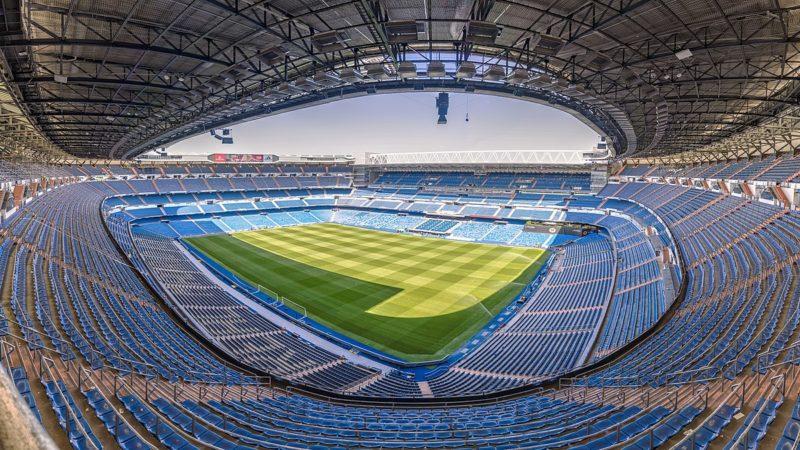 Estadio Santiago-Bernabéu